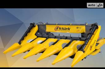 Akturk New Holland 6-рядная 2020