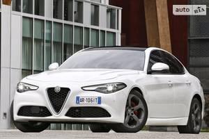 Alfa Romeo giulia 952 Седан