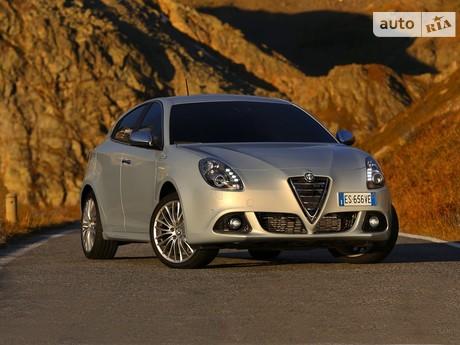 Alfa Romeo Giulietta 1.4T АT (170 л.с.) 2013