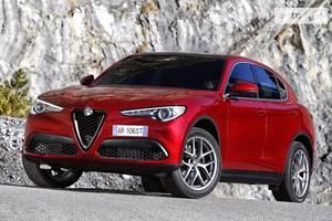 Alfa Romeo stelvio 949 Кроссовер