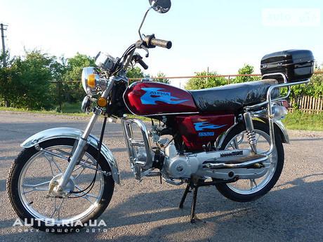 Alpha ZS 72 2009