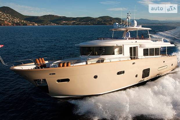 Apreamare Maestro 1 поколение Яхта