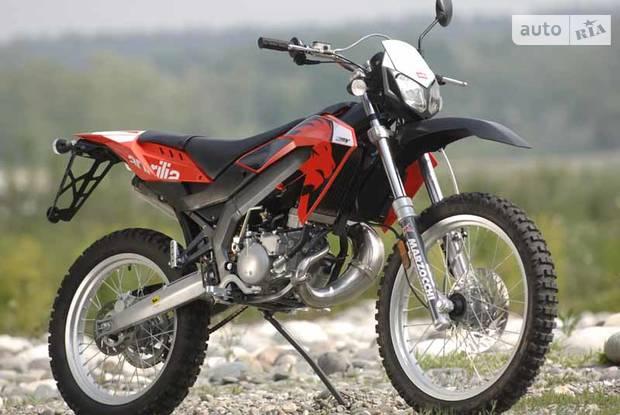 Aprilia RX 7 поколение Мотоцикл