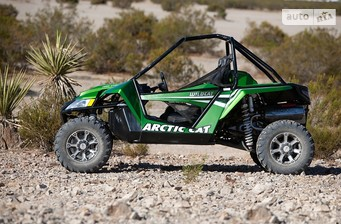 Arctic cat Wildcat X   2014