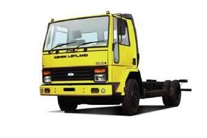 Ashok Leyland 9016 1 поколение Шассі