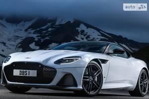 Aston Martin dbs-superleggera 1-е поколение Купе