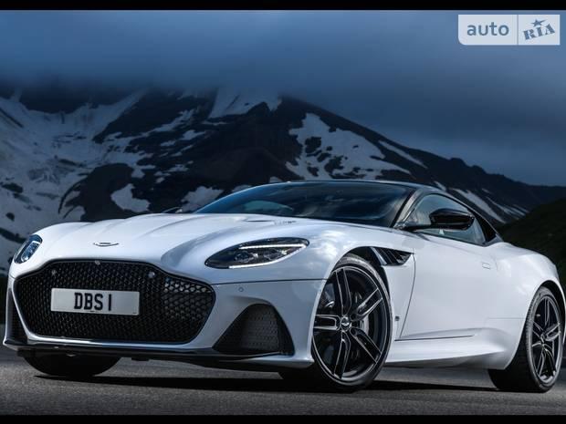 Aston Martin DBS Superleggera 1-е поколение Купе