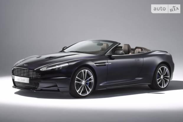 Aston Martin DBS 2 покоління Кабріолет