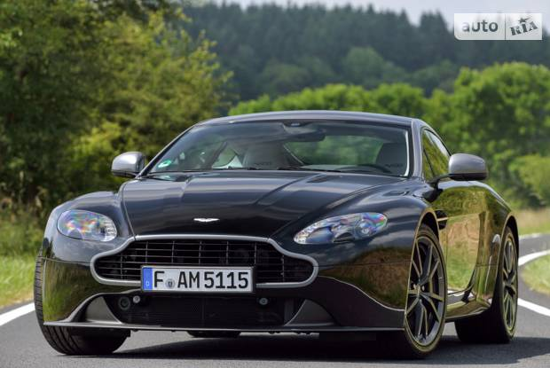 Aston Martin V8 Vantage 3 покоління (2 рестайлінг) Купе