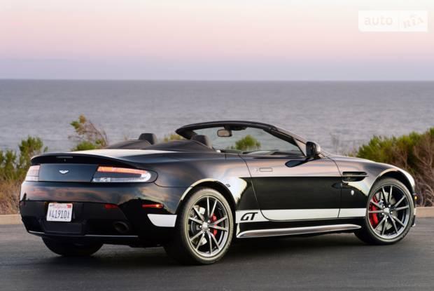 Aston Martin V8 Vantage 3 покоління (2 рестайлінг) Родстер