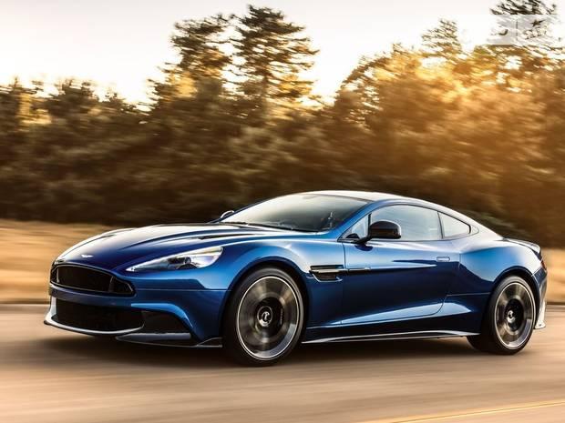 Aston Martin Vanquish 2 покоління (рестайлінг) Купе
