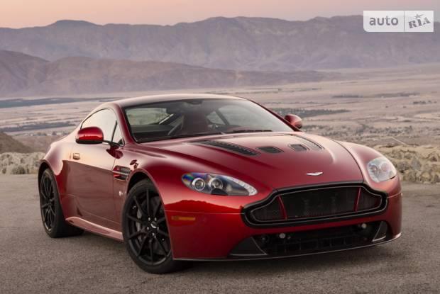 Aston Martin Vantage 1 покоління (рестайлінг) Купе