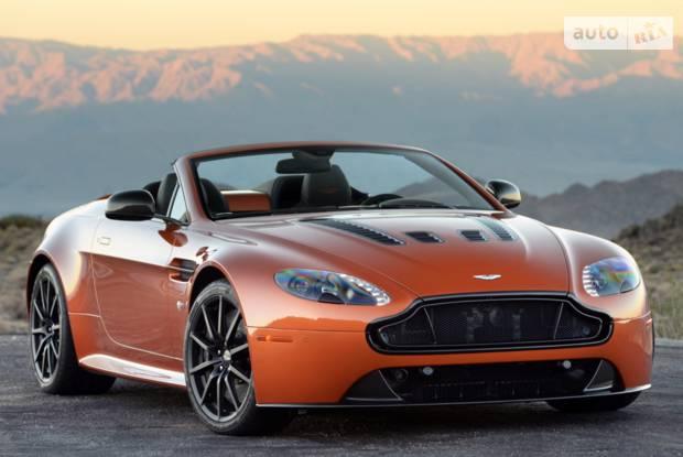 Aston Martin Vantage 1 покоління (рестайлінг) Родстер