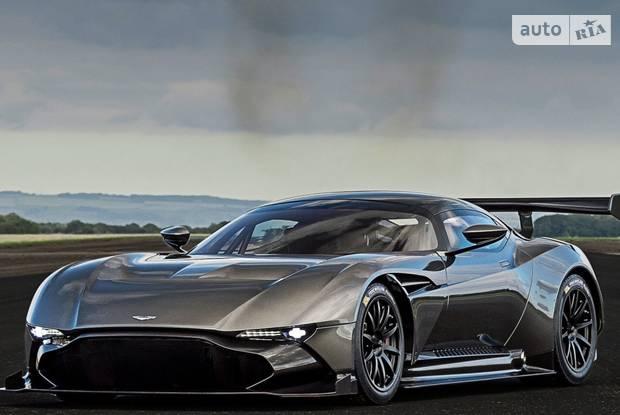 Aston Martin Vulcan 1-е поколение Купе