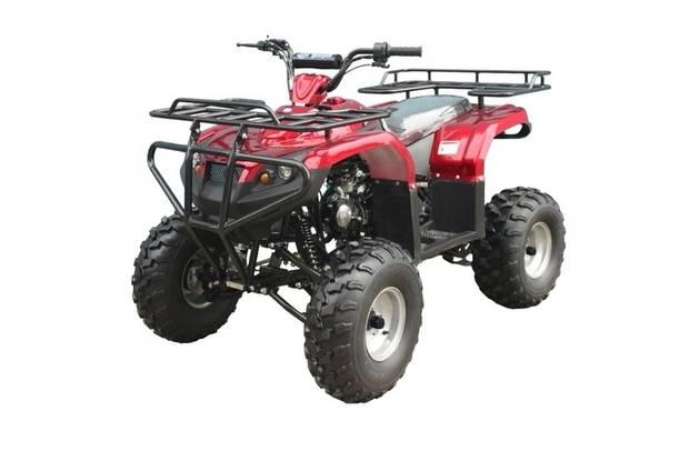 ATV 125 3 поколение Квадроцикл