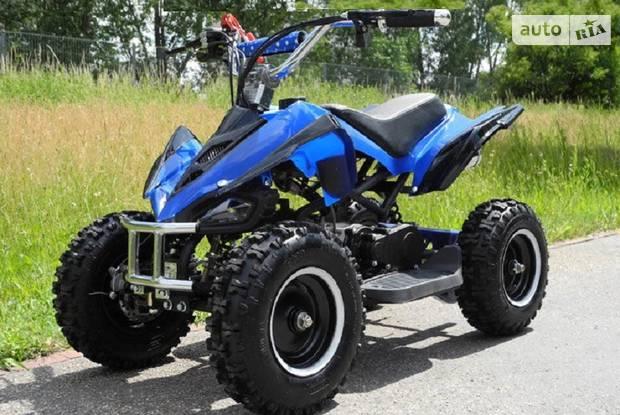 ATV 49 3 покоління Квадроцикл