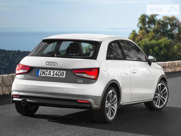 Audi A1 Typ 8X (рестайлінг) Хетчбек