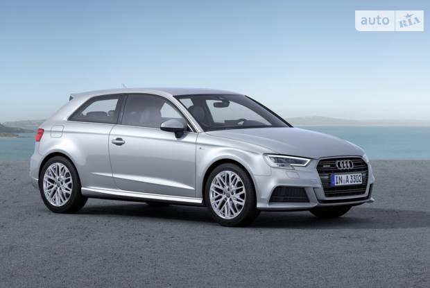 Audi A3 8V (рестайлінг) Хэтчбек
