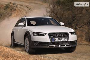 Audi a4-allroad B8 (рестайлінг) Универсал