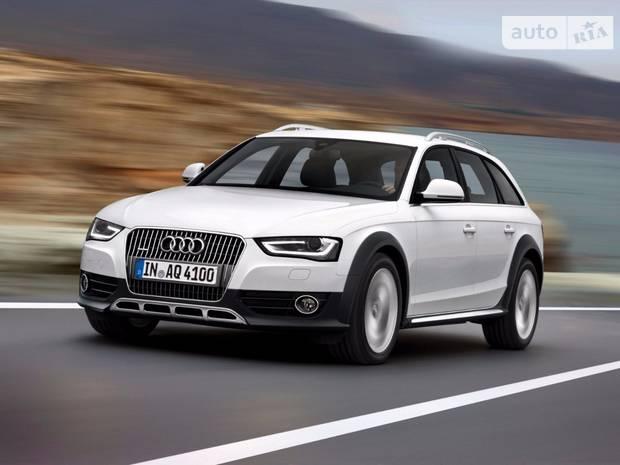 Audi A4 Allroad B8 (рестайлінг) Универсал