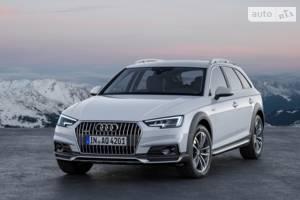 Audi a4-allroad B9 Универсал