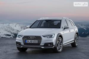 Audi a4-allroad B9 Універсал