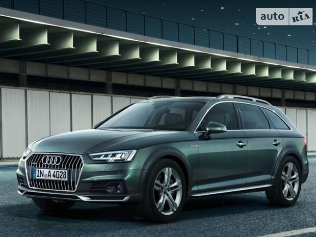 Audi A4 Allroad B9 Универсал
