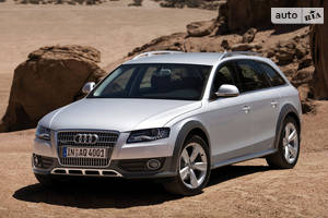 Audi a4-allroad B8 Універсал