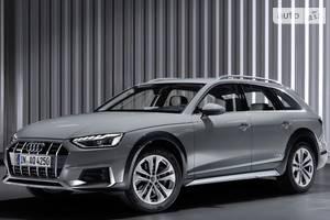 Audi a4-allroad B9 (рестайлинг) Универсал