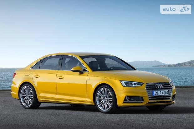 Audi A4 B9 Седан
