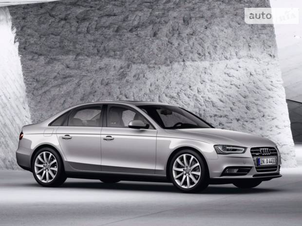 Audi A4 B8 (рестайлінг) Седан