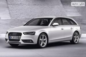 Audi a4 B8 (рестайлінг) Універсал