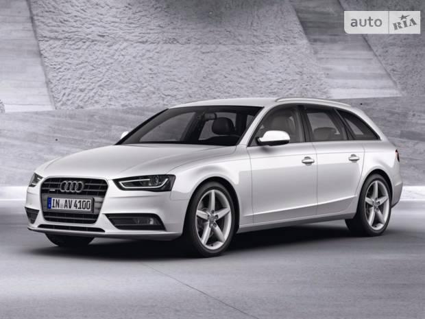 Audi A4 B8 (рестайлінг) Универсал