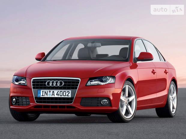 Audi A4  B8 Седан
