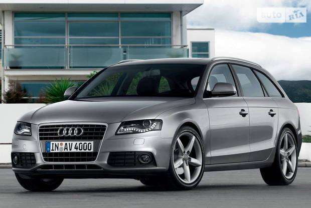 Audi A4  B8 Універсал