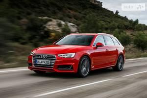 Audi a4 B9 Универсал