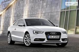 Audi a5 Typ 8T (рестайлінг) Купе