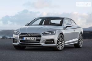Audi a5 2 покоління Купе