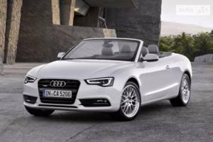 Audi a5 Typ 8T (рестайлінг) Кабриолет