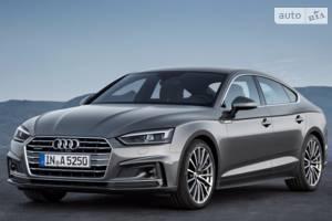 Audi a5 2 покоління Лифтбэк
