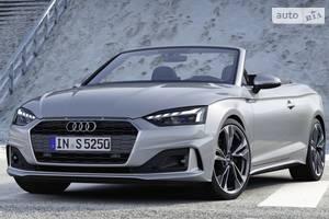 Audi a5 2-е поколение (рестайлинг) Кабріолет