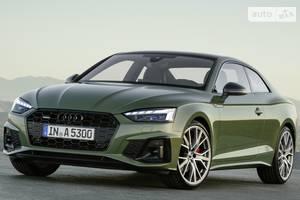 Audi a5 2-е поколение (рестайлинг) Купе