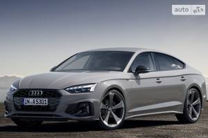 Audi a5 2-е поколение (рестайлинг) Лифтбэк