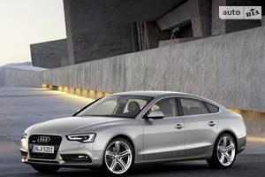 Audi a5 Typ 8T (рестайлінг) Лифтбэк