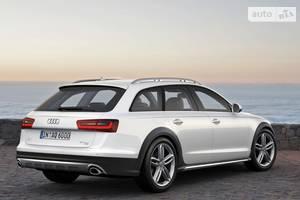 Audi a6-allroad C7 Универсал