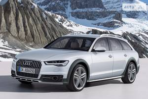 Audi a6-allroad C7 (рестайлінг) Универсал