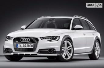 Audi A6 Allroad 3.0 ТDІ AТ (240 л.с.) quattro 2009