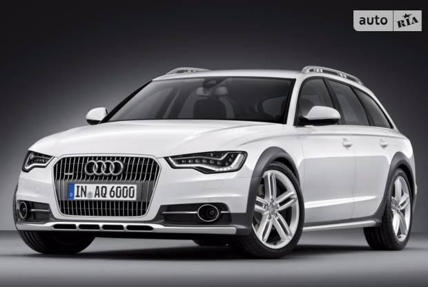 Audi A6 Allroad C7 Универсал
