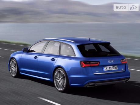 Audi A6 Avant 2001