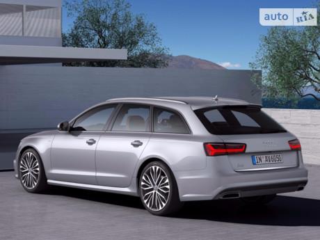 Audi A6 Avant 1993